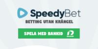 SpeedyBet med BankID