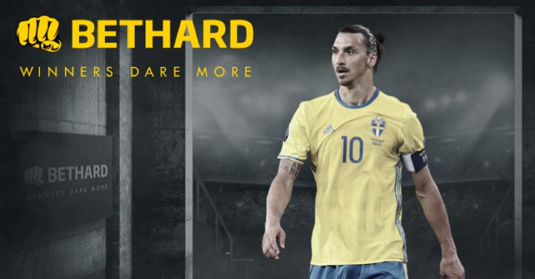 Zlatan blir ny ambassadör för Bethard