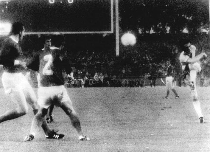 Från Råsunda till Rheinstadion (Svenska VM-historien del 2)