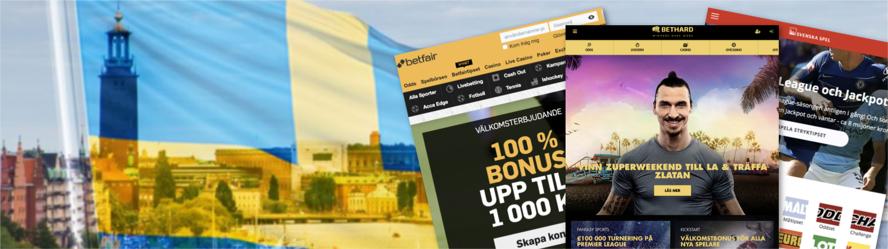 svenska bettingsidor och reglering