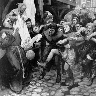 fotboll medeltiden