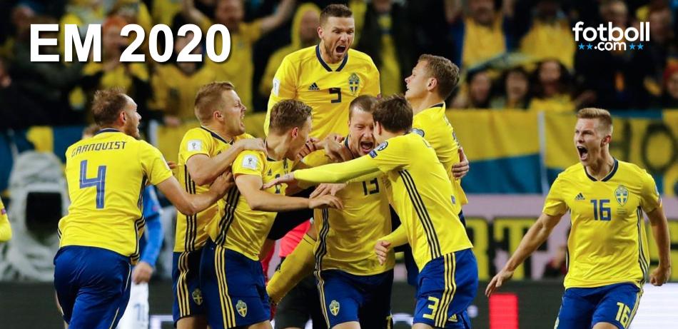 Frågetecken inför Sveriges EM-kvalpremiär
