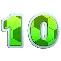 10 symbol