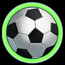 fotboll symbol