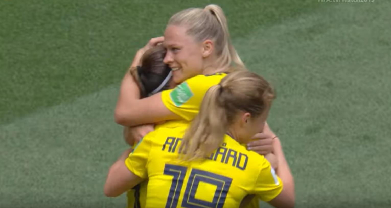 Odds: Sverige–USA