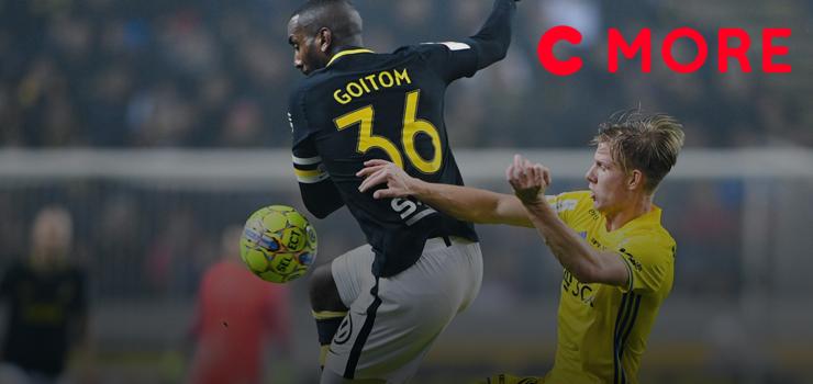 Streama önskar match i Allsvenskan med Cmore