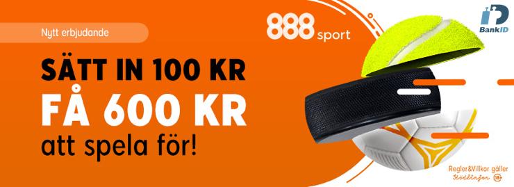 888 sport utan registrering