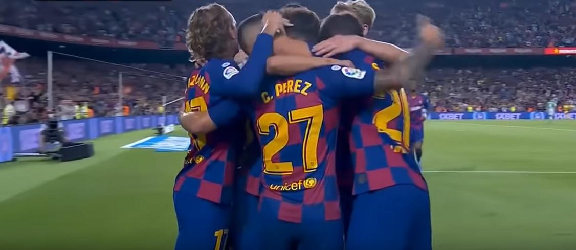 Streaming La Liga: Osasuna–FC Barcelona