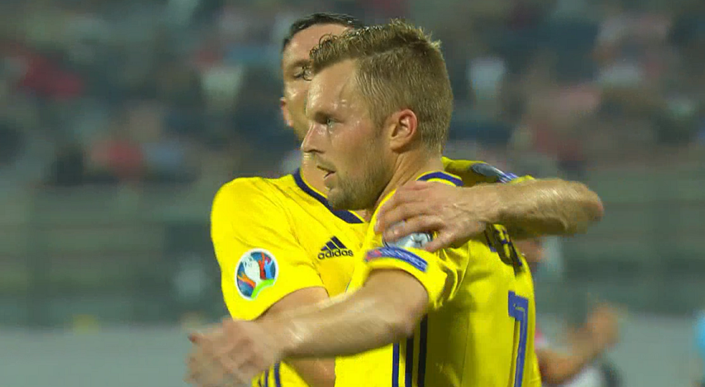 Bästa odds: Sverige–Spanien EM-kval