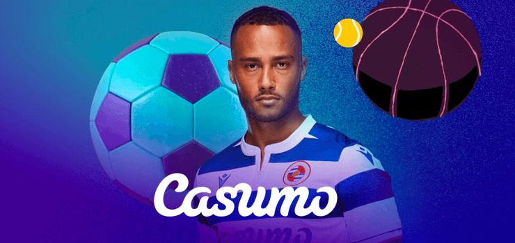 Casumo Sport – Skräddarsy din bettingsida