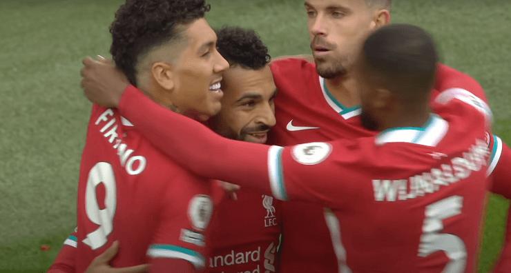 Salah och Mané hittar rätt på Anfield
