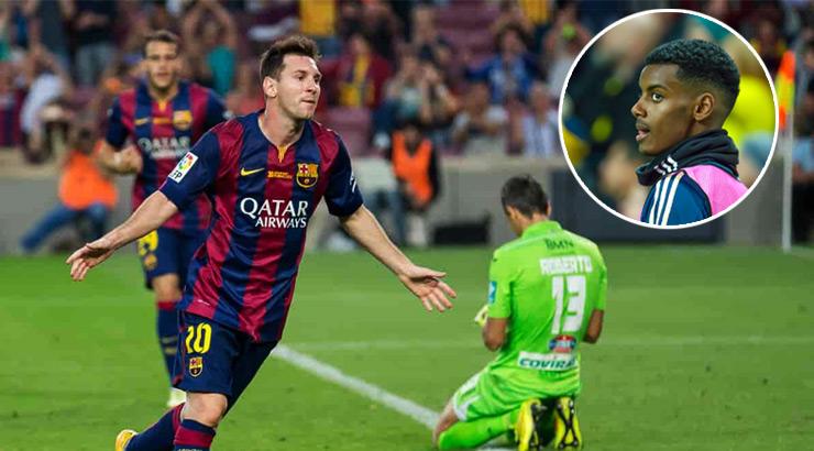 El Clasico: Barcelona gör livet surt för Real Madrid