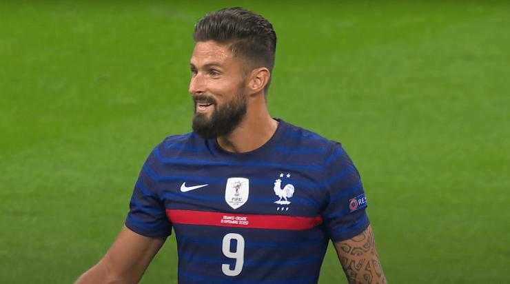Giroud sänker Portugal i Nations League?