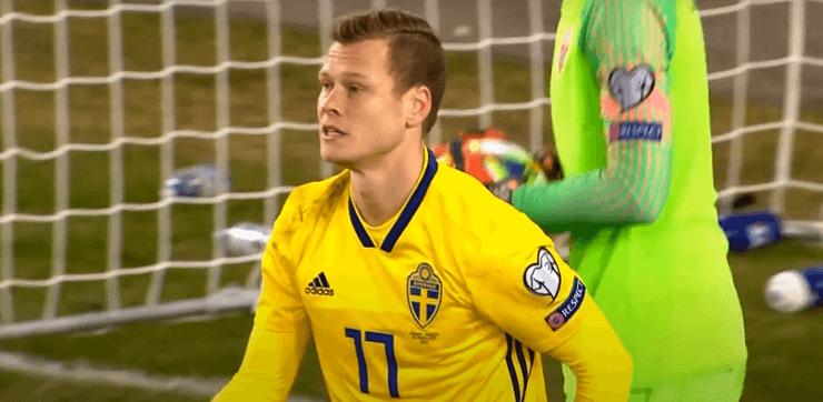 Tufft för Sverige mot Kroatien i Nations League