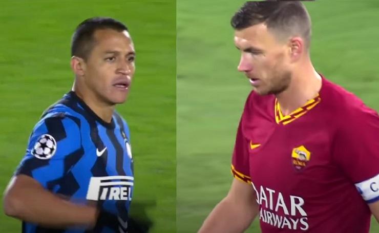 Inter och Roma var nära att byta anfallsstjärnorna mot varandra