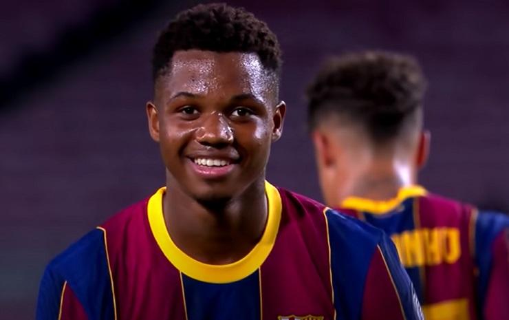 Barcelona nobbade jättebud på 18-åringen