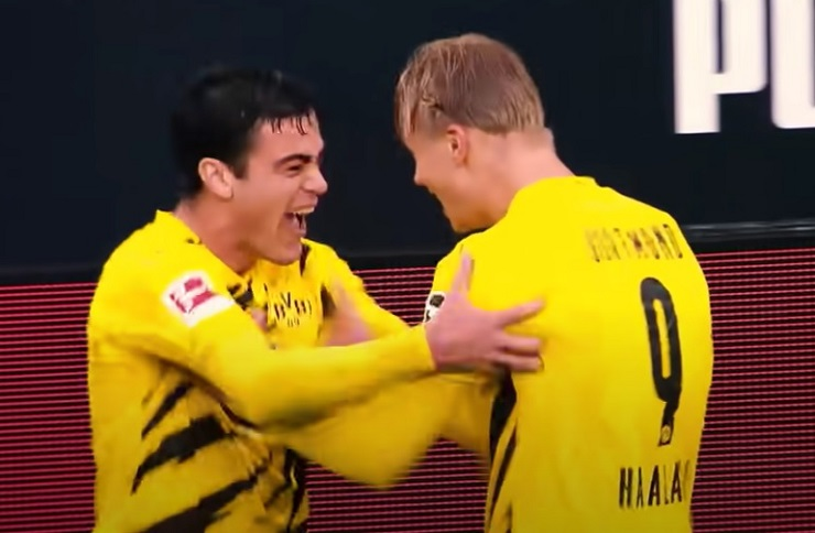 Manchester City överväger dubbelbud på Dortmund-duo