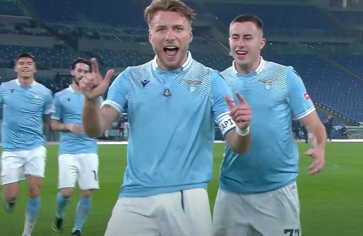 Milan på jakt efter Lazios skyttekung