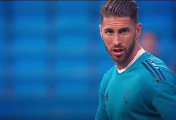 Real Madrid har inte gett upp hoppet om Ramos