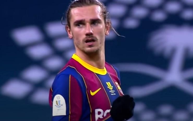Barcelona kan byta Griezmann mot Dybala