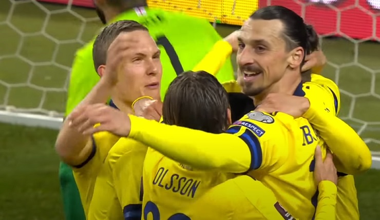 VM-kval: Kosovo–Sverige – Kulusevski utanför startelvan