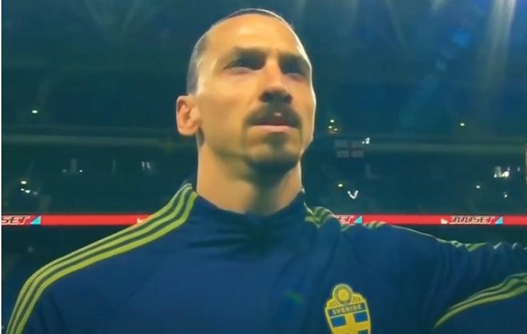 Zlatan stängs av från landslaget?