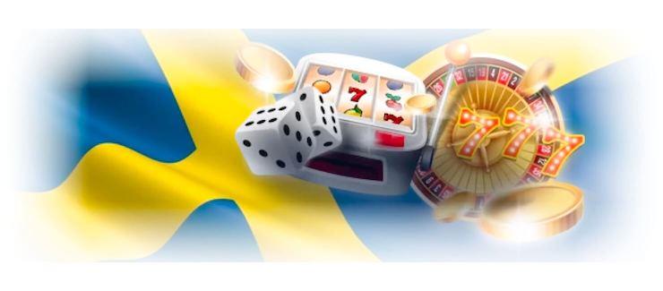 spelbolag utan licens svensk med flagga