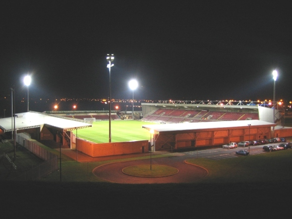 PTS ACADEMY STADIUM