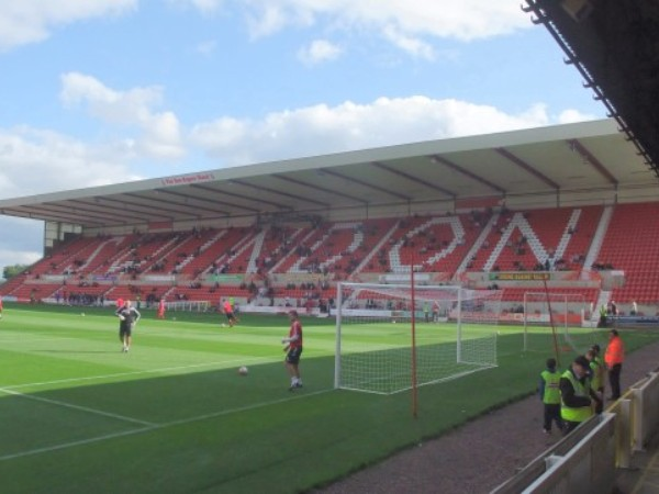 The Energy Check County Ground