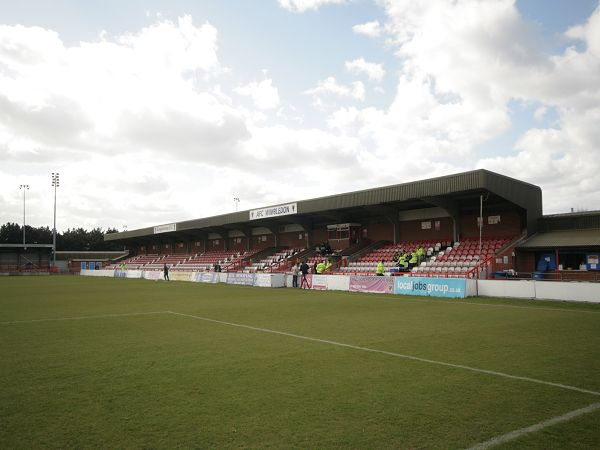 The Cherry Red Records Fans' Stadium