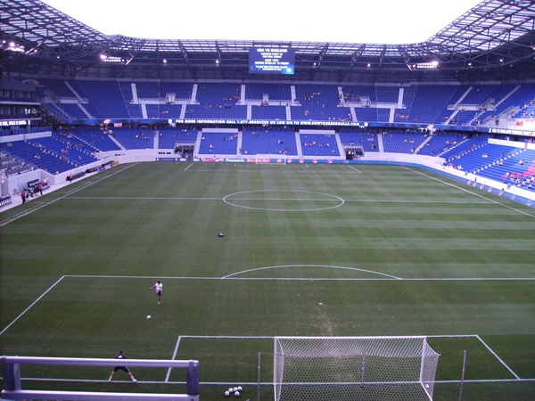 Red Bull Arena, Harrison